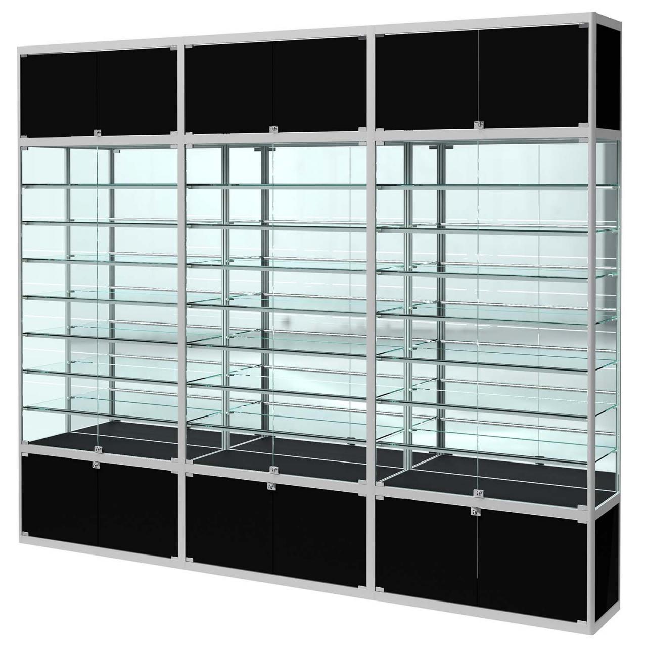 Табачная витрина ВП2НД-300.40Т