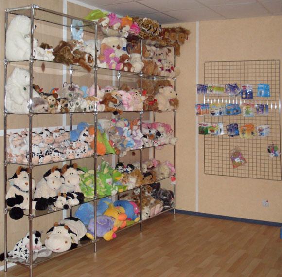 Магазин игрушек своими руками